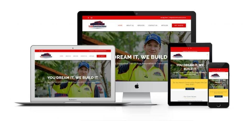web design townsville